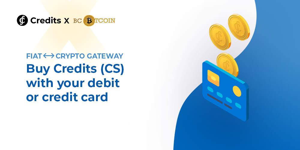 buy credits coin