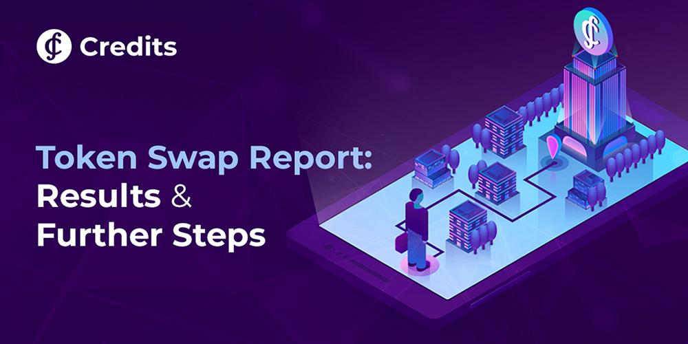 Token Swap Report Credits Com